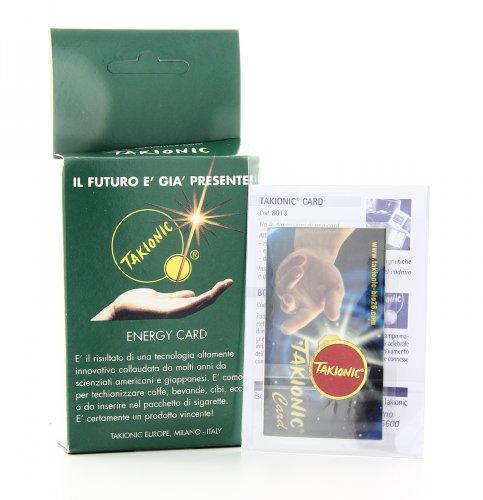 Energy Card Takionic