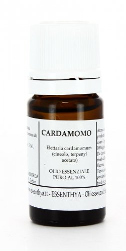 Cardamomo - Olio Essenziale Puro