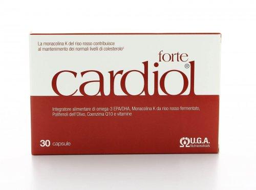 Cardiol Forte - Contro il Colesterolo Alto