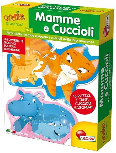Carotina Plus - Mamme e Cuccioli