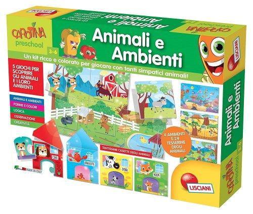 Carotina Maxi - Animali e Ambienti