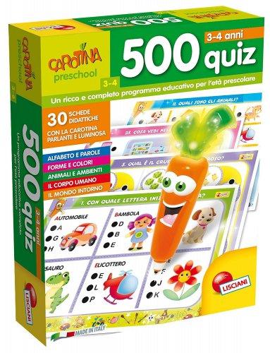 Carotina Penna Parlante - 500 Domande 3-4