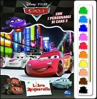 Cars - Libro Acquerello