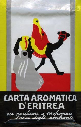 Carta Aromatica d'Eritrea - 60 Listelli
