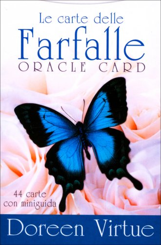 Le Carte delle Farfalle - Oracle Card