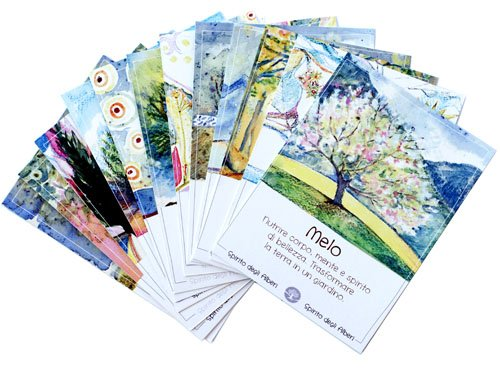 Carte dello Spirito degli Alberi - Set in Italiano