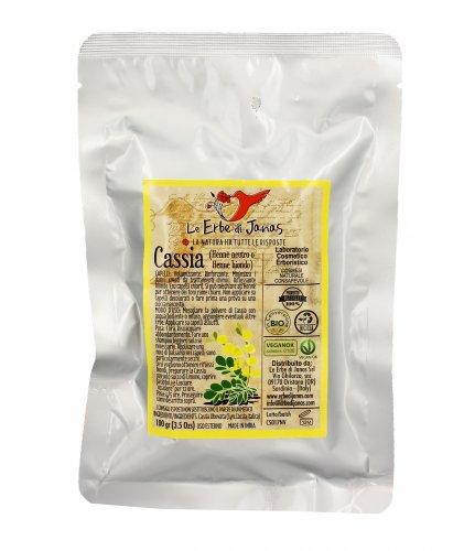 Cassia (Hennè Neutro o Biondo)