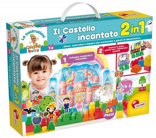 Il Castello Incantato 2 In 1 - Le Costruzioni Carotina Baby