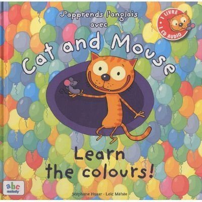 Cat And Mouse - Learn The Colours!