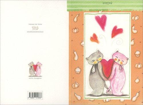Catcard - Gatti & Cuori
