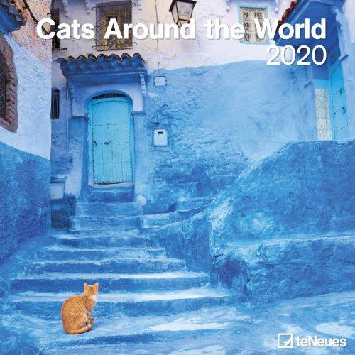 Calendario Cats Around the World 2018