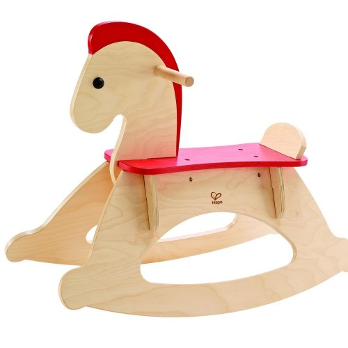 Cavallo a Dondolo in Legno - Rocky