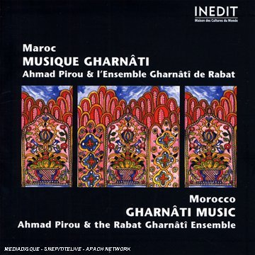Morocco - Gharnati Music