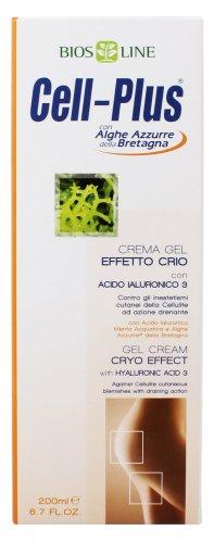 Cell-Plus Crema Gel Effetto Cryo + Acido Ialuronico 3