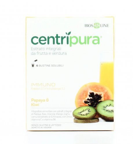 Centripura Papaya e Kiwi - Immuno