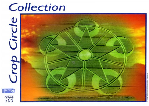 Puzzle Crop Circle Collection