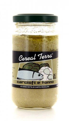 Crema di Carciofi e Tonno