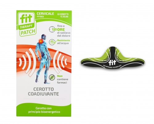 Cerotti Coadiuvanti Bioenergetici - Fit-Therapy Patch