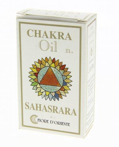 Olio Chakra n.7 Sahasrara - 10 ml.