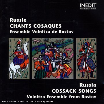 Russia - Cossack Songs