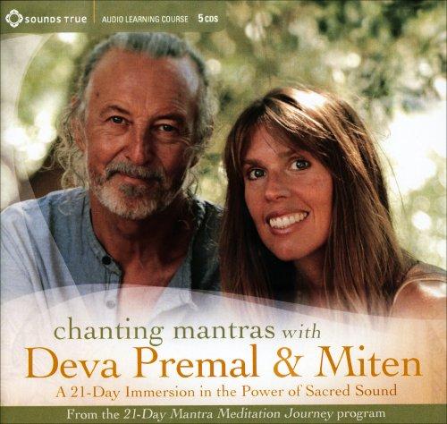 Chanting Mantras with Deva Premal e Miten - Cofanetto 5 CD