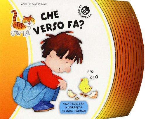 Che Verso Fa?