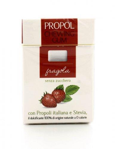 Chewing Gum con Propoli e Stevia - Fragola