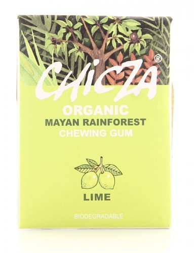 Chewing-Gum Biologico - Chicza Lime