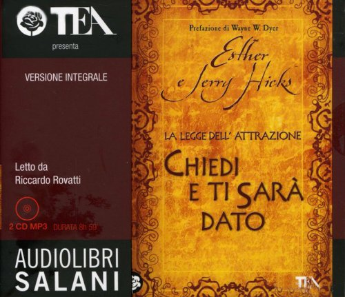 Chiedi e ti Sarà Dato - Audiolibro 8 Cd Audio