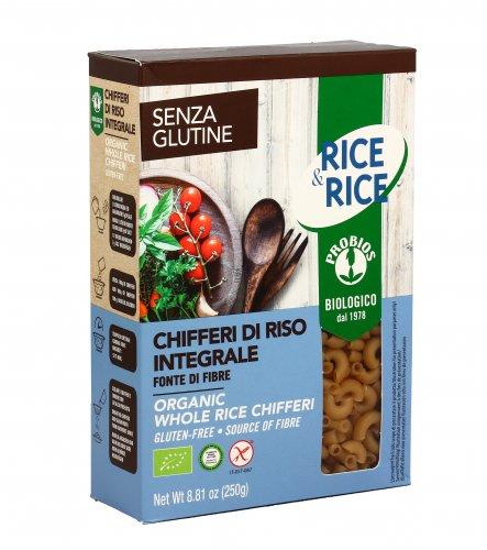 Chifferi di Riso Integrale - Rice & Rice