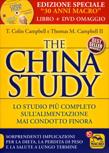 The China Study - Edizione Speciale - Libro con DVD