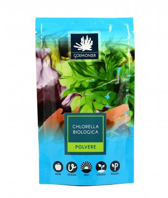 Chlorella Biologica in Polvere