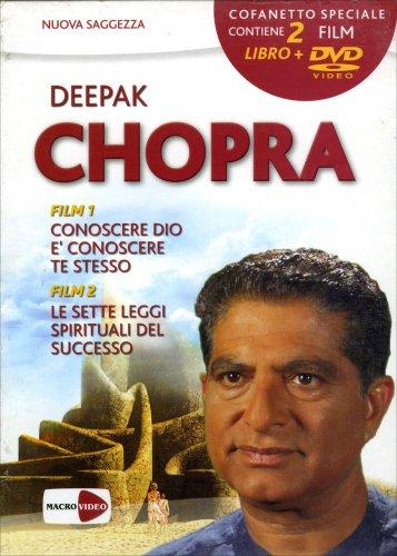 Conoscere Dio è Conoscere Te Stesso + Le Sette Leggi Spirituali del Successo  (Cofanetto 2 Film)
