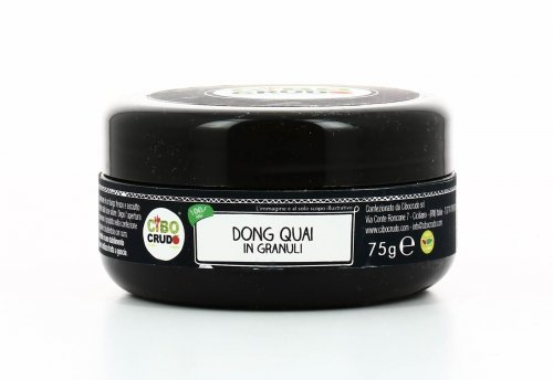 Dong Quai in Granuli Bio - Angelica Cinese