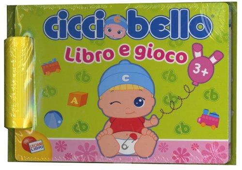 Cicciobello - Libro e Gioco