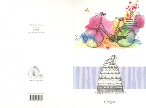 Ciclocard - Bike & Torta