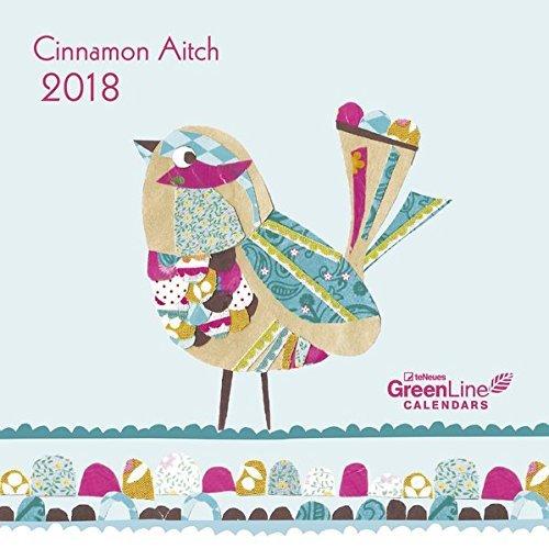 Calendario Green Diary - Cinnamon Aitch 2018