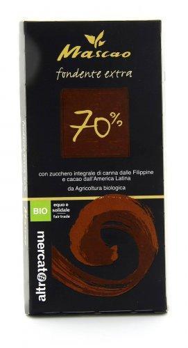 Cioccolato Fondente Extra 70%