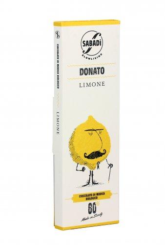 Cioccolato di Modica Bio - Donato - 50 gr.