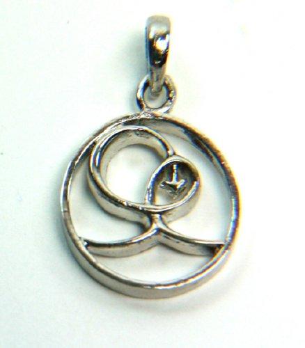 Ciondolo Argento - Simbolo della Gioia