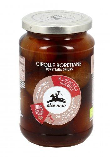 Cipolle Borettane in Agrodolce con Aceto Balsamico Bio