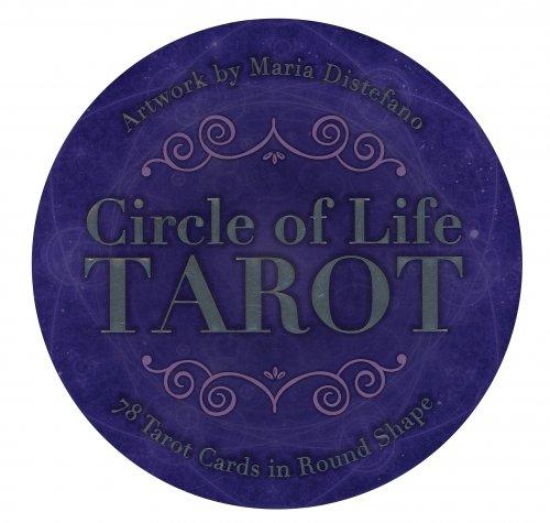 Circle of Life Tarot con Libro e Carte