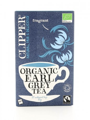Clipper - Fragrant Te Earl Grey