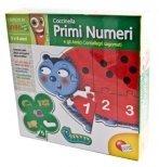 Coccinella Primi Numeri e gli Amici Contallegri Sagomati