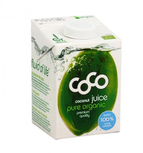Succo di Cocco Biologico - Coco Juice