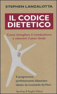 Il Codice Dietetico