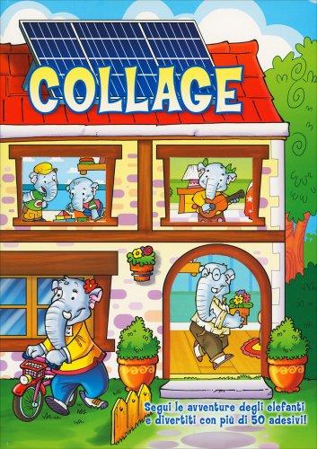 Collage - Segui le Avventure degli Elefanti