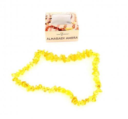 Collana - Almababy Ambra Mamma Honey