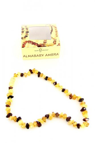 Collanina - Almababy Ambra Multicolor