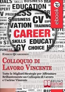Colloquio di Lavoro Vincente (eBook)